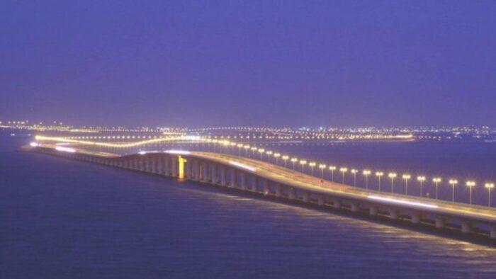 Sekarang Menyeberang dari Saudi ke Bahrain Bisa Dengan Sepeda Motor