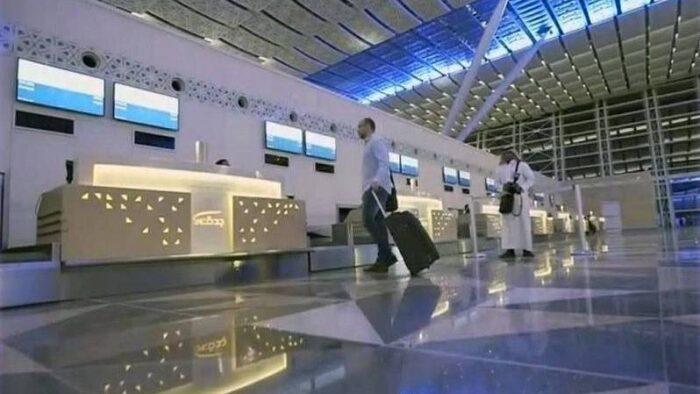 GACA Arab Saudi Periksa Ketat Pengunjung dari Cina