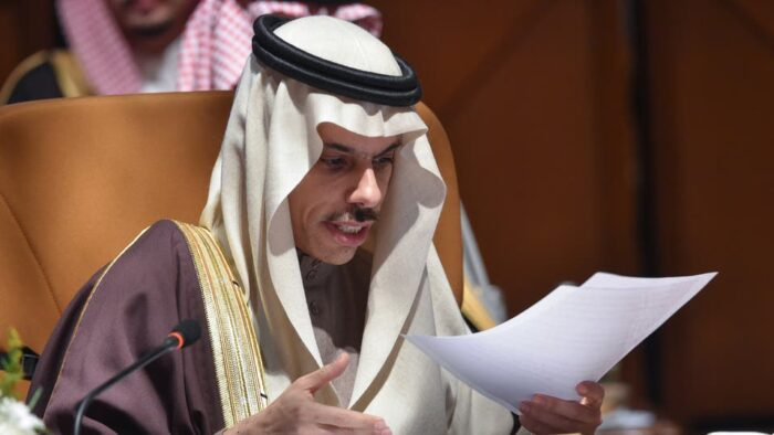 Menlu Saudi: Tidak Ada Rencana Pertemuan Saudi-Israel