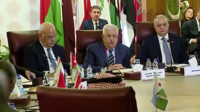 Hasil Pertemuan Liga Arab: Seluruh Negara Arab Bersama Palestina