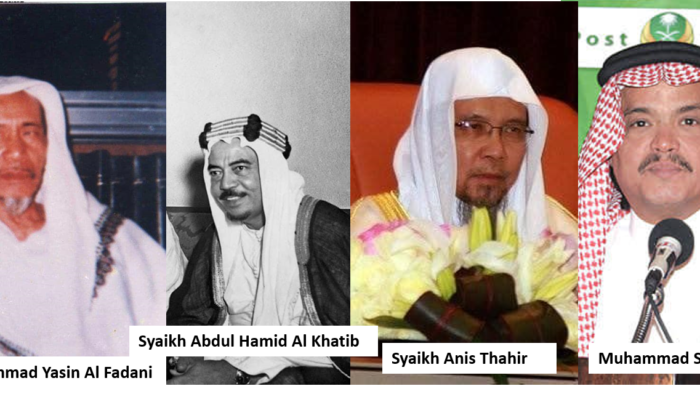 4 Tokoh Besar di Arab Saudi Keturunan Indonesia