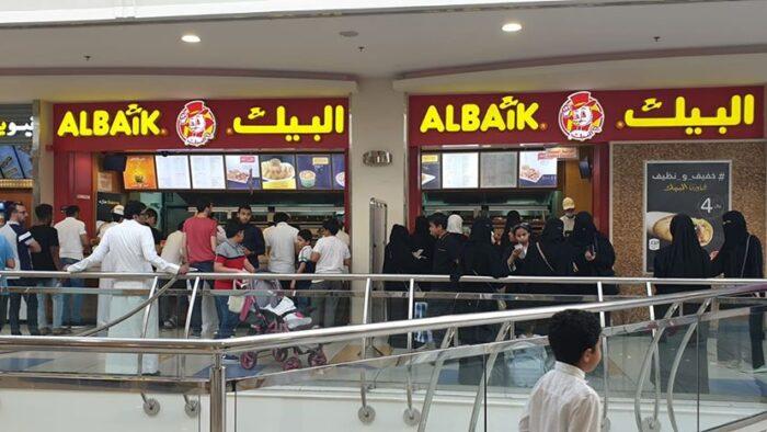 Al-Baik Bagikan 10 Ribu Paket Makanan Selama Lockdown