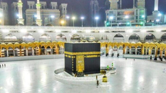 Shalat Id Dilaksanakan di Masjidil Haram dan Nabawi Dengan Jamaah Terbatas