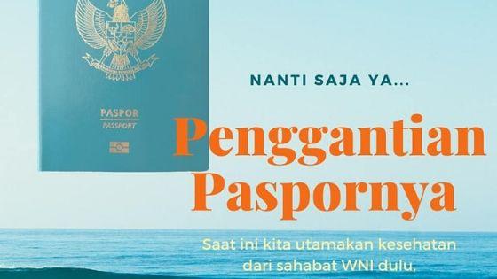 Perpanjang Paspor di Tengah Pademi Corona, Ini Jawaban KJRI Jeddah