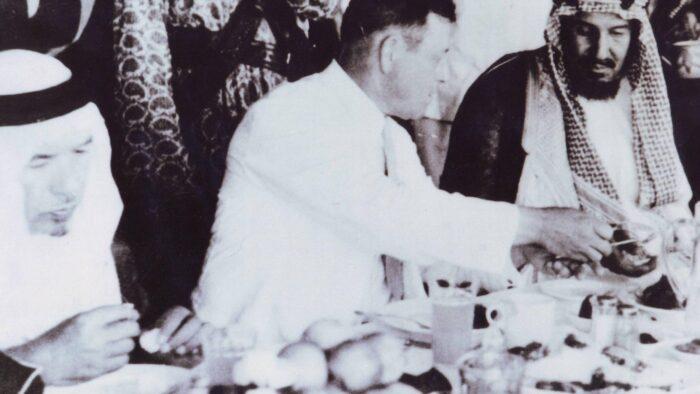 Kisah Suap 20 Juta Pound Untuk Raja Abdul Aziz: Prinsip Dasar Arab Saudi Terhadap Isu Palestina Sejak Awal