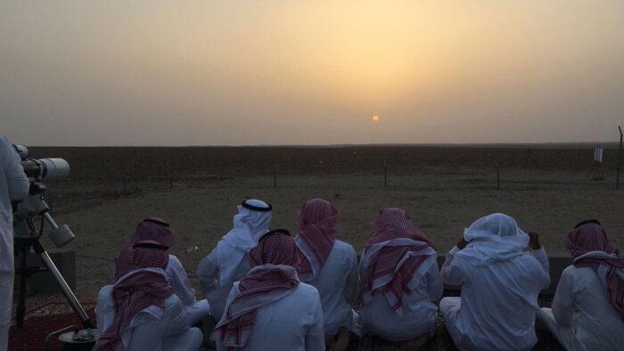 Arab Saudi dan Negara Arab Lainnya Tetapkan Idul Fitri Jatuh Pada Hari Ahad