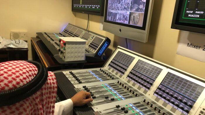 Mengapa Sound System Masjidil Haram Tidak Pernah Ada Gangguan
