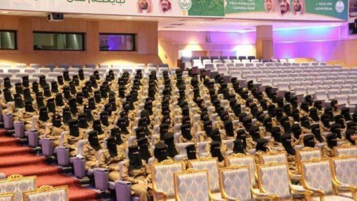 Kiprah Wanita Saudi yang Terjun di Dunia Militer dan Keamanan