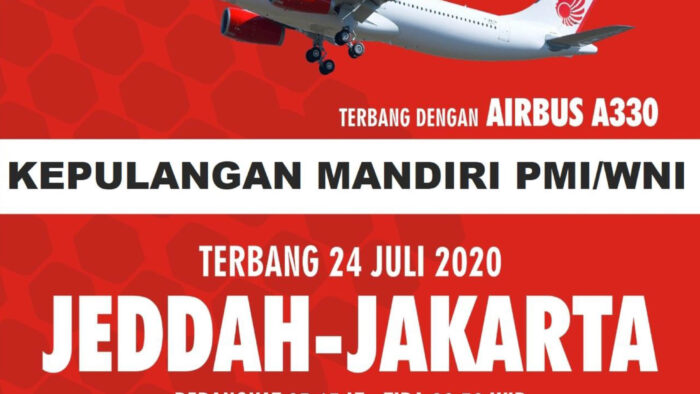 KJRI Jeddah Kembali Bantu Penerbangan WNI ke Indonesia