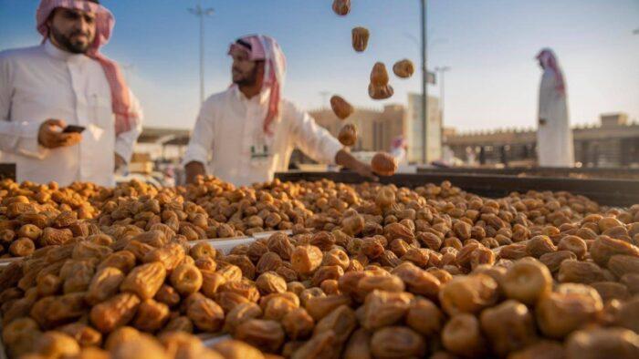 Arab Saudi Penghasil Kurma Terbesar Kedua di Dunia