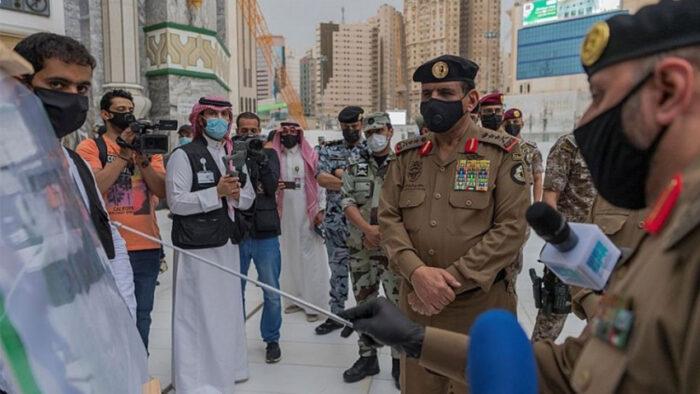 Al-Harbi Untuk Persiapan Haji: Saudi Berpengalaman Mengatur dan Menjaga Keselamatan Massa