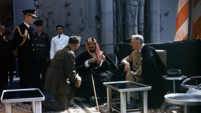 Raja Abdulaziz Kepada Roosevelt: Orang Arab Memilih Mati Daripada Menyerahkan Palestina