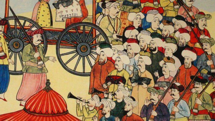 Daulah Utsmaniyah Memerangi Kerajaan Arab Saudi