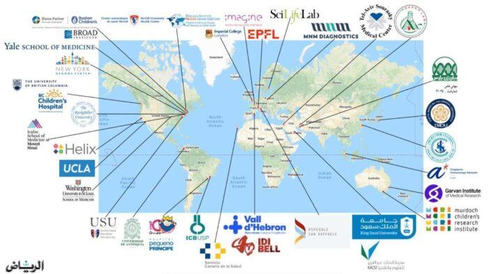 Saudi Bersama 80 Negara Dunia Lakukan Studi Genetik Pasien Corona Kritis