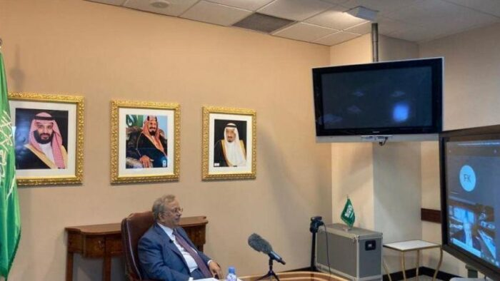 Arab Saudi Kucurkan Bantuan $100 Juta Dukung Rencana PBB Perangi Corona