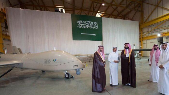 Saqr-1C, Drone Terbaru Saudi Yang Siap Diproduksi Massal