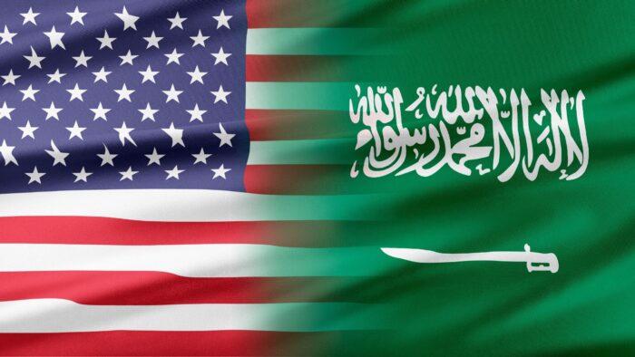 Saudi dan Amerika
