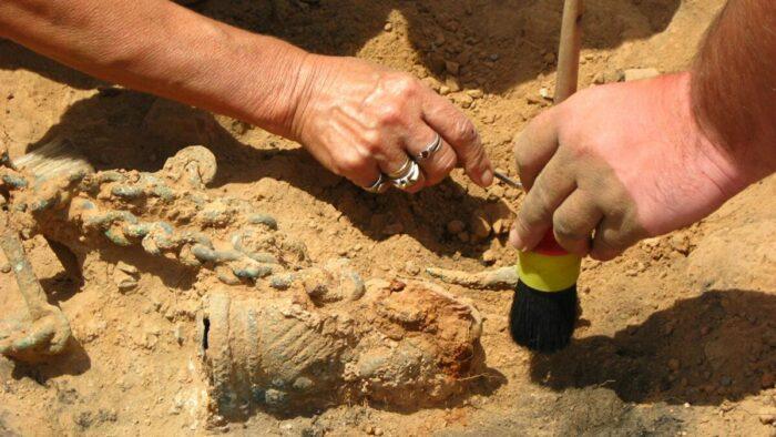 Tim Peneliti Arkeologi Temukan Jejak Manusia Berusia 120 Ribu Tahun di Arab Saudi