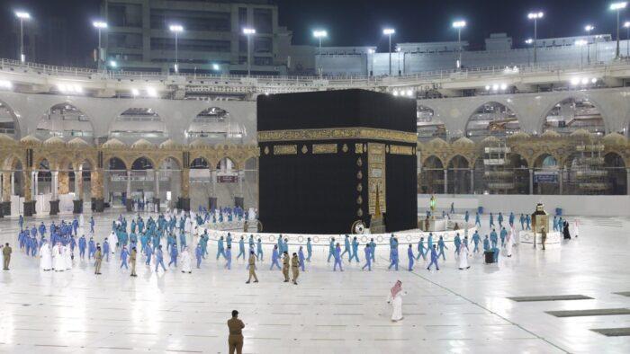 Lebih Dari 108 Ribu Tasreh Untuk Jemaah Umrah Dirilis di Minggu Pertama