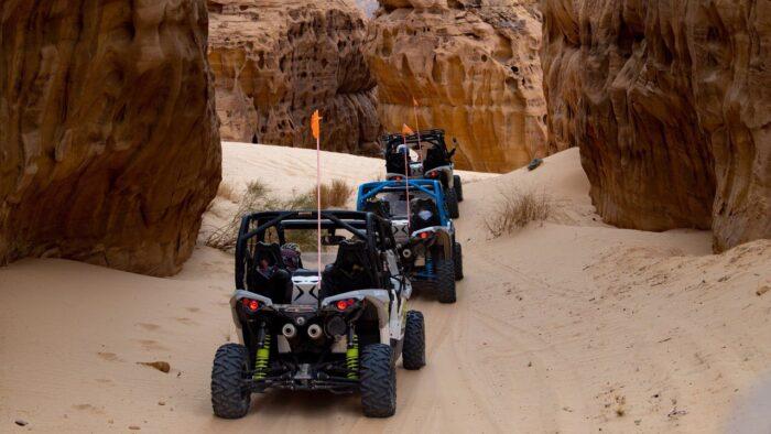 Peluncuran Program Wisata di Al-Ula Arab Saudi