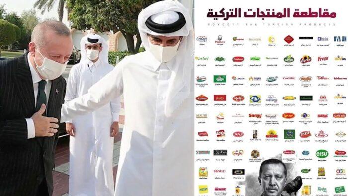 Pangeran Saudi Dukung Seruan Boikot Produk Turki