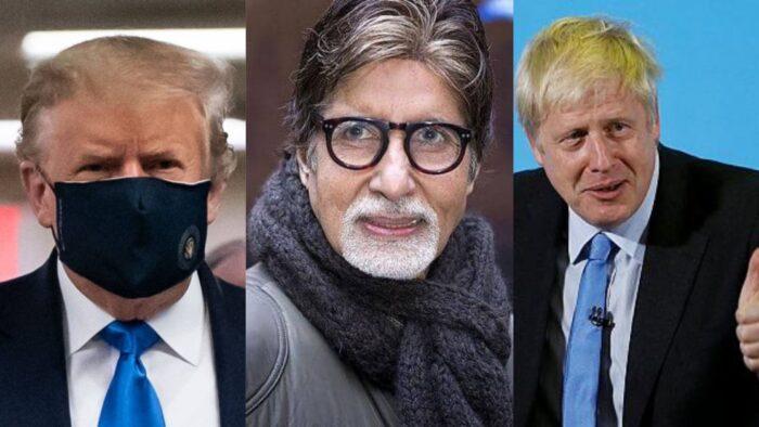 Daftar Tokoh Populer Dunia  Terinfeksi Corona: Bukan 150 Pangeran Saudi, Tetapi Trump Dan Istrinya