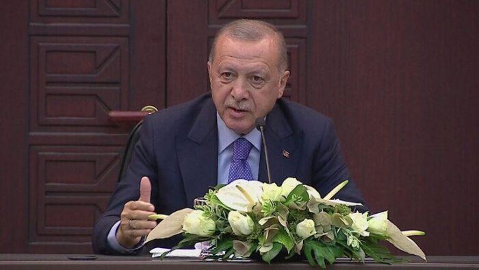 Satu Tahun Rekam Jejak Hipokrit Erdogan