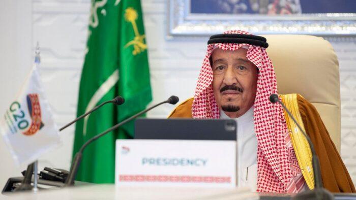 Pidato Sambutan Raja Salman Pada Pembukaan KTT G20 Riyadh
