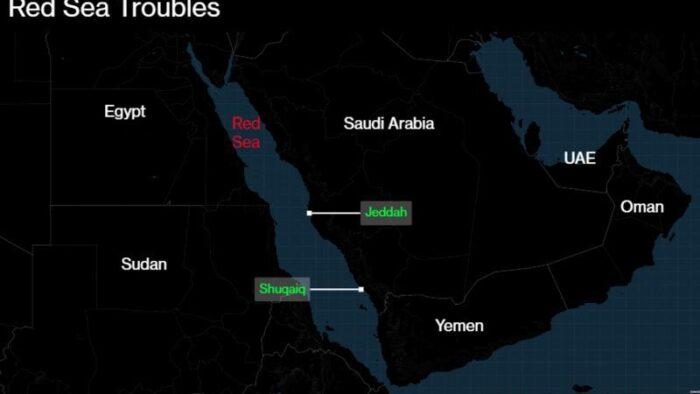 Kementerian Energi Saudi: Serangan Teroris Ke Kapal Pengangkut Bahan Bakar di Jeddah