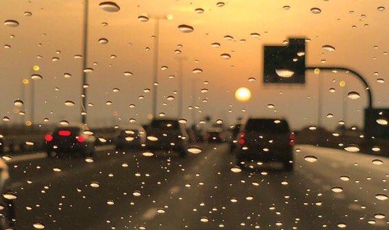 Sebagian Besar Wilayah Saudi Hujan Diperkirakan Hingga Hari Kamis