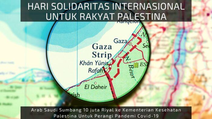 Pangeran Faisal: Palestina Adalah Masalah Arab yang Fundamental