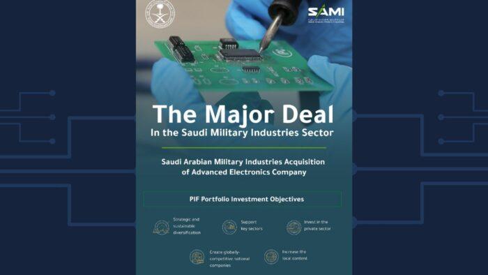 Arab Saudi Akusisi Industri Militer Terbesar di Kawasan