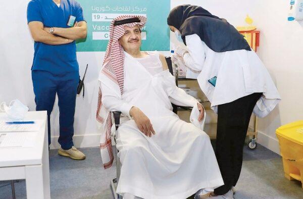 Amir Wilayah Timur: Vaksin Virus Corona Aman dan Tidak Memiliki Efek Samping