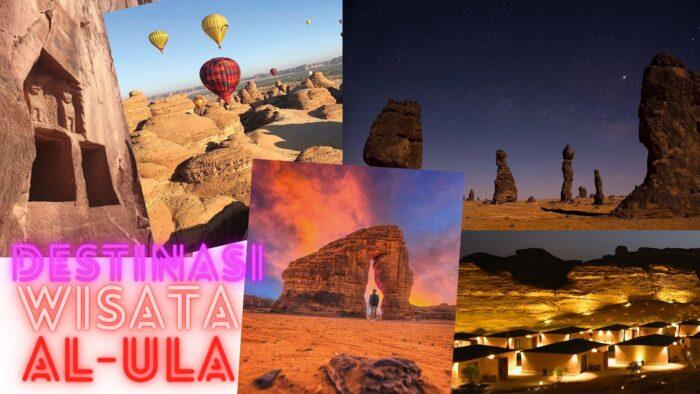11 Destinasi Wisata Menanti Anda Di Al-Ula
