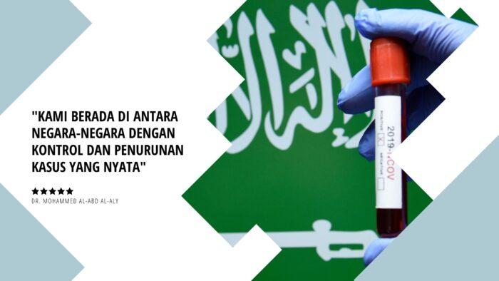 Arab Saudi Umumkan Kemenangan Atas Virus Corona