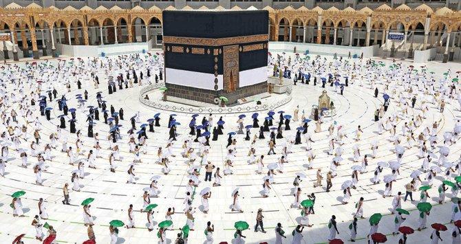 Saudi Menjadi Negara 'Pembasmi Virus' Tercepat Menuju Kesuksesan Global