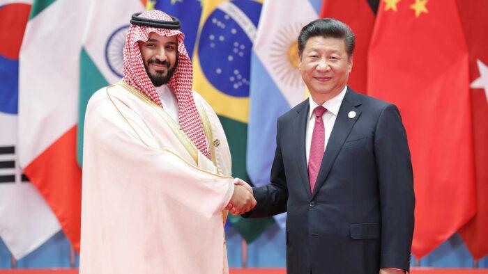 Cina Ancam Amerika Sebagai Sekutu Utama Arab Saudi Berikutnya