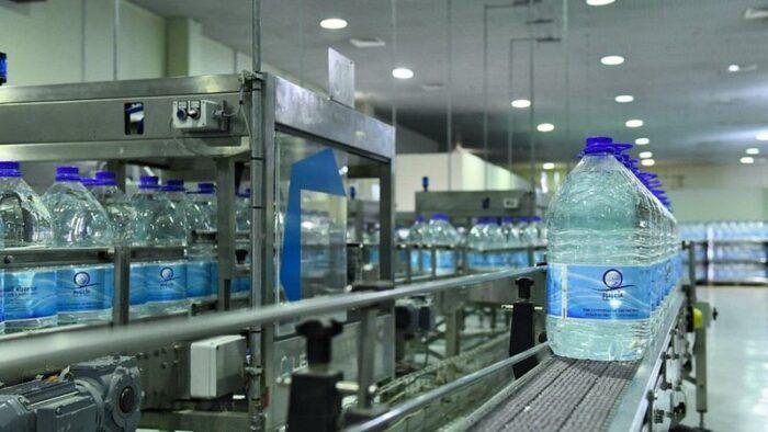 Pabrik Pengemasan Air Zam-Zam Kembali Beroperasi