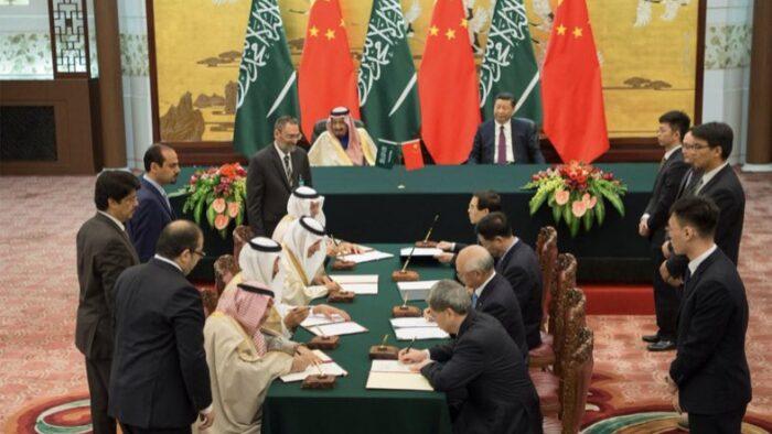 Arab Saudi Bangun Pabrik Drone Ke-3 Bersama Cina