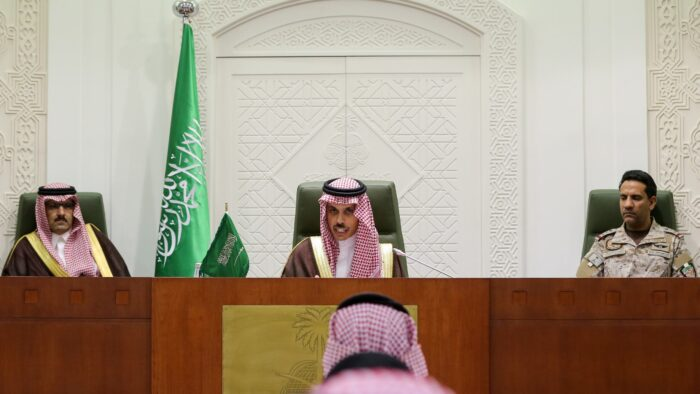 Arab Saudi Umumkan Inisiatif Akhiri Perang di Yaman