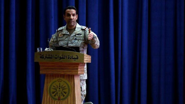 2 Rudal dan 12 Drone Houtsi Berhasil Dihadang Koalisi Arab