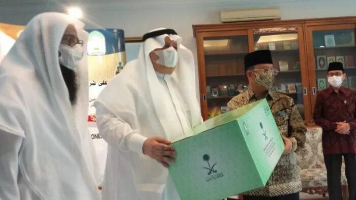 Hadiah Bulan Ramadan dari Saudi Untuk Indonesia