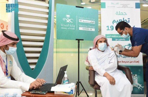 40% Warga di Arab Saudi Telah Divaksin