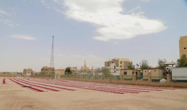 Kementerian Urusan Islam Siapkan 20 Ribu Lebih Lokasi Shalat Ied di Seluruh Arab Saudi