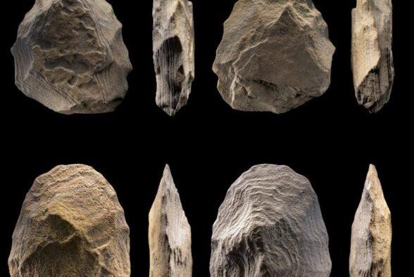 Arab Saudi Temukan Situs Arkeologi Baru Berusia 350.000 Tahun