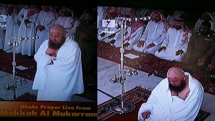 Ketika Shalat Dzuhur Terlambat Setengah Jam di Masjidil Haram Mekkah