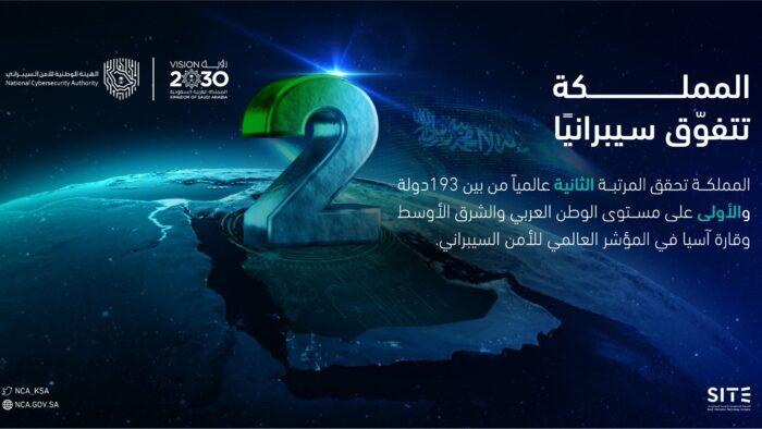Arab Saudi Berhasil Raih Peringkat Kedua Keamanan Siber Dunia