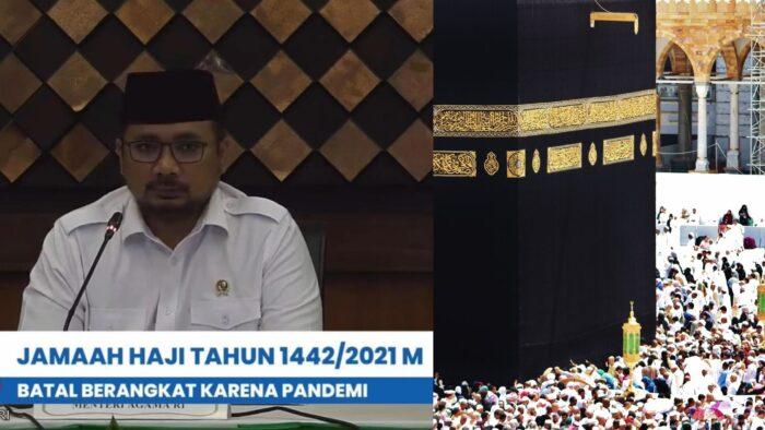 Masih Pandemi, Pemerintah RI Tidak Memberangkatkan Jemaah Haji 1442 H
