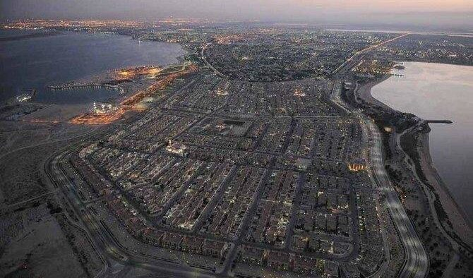 Cina Bangun Pabrik LED Senilai $880 juta di Jubail Arab Saudi