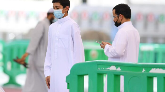 Masjidil Haram Mekah Mulai Menerima Jamaah Kelompok Usia 12 Tahun Ke Atas
